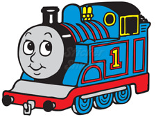 Thomas The Tank Engine Removable Wall Sticker