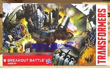 44553 Transformers Movie 4 Age of Extinction AOE BREAKOUT BATTLE MISB IN STOCK
