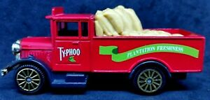 Corgi Morris Truck Typhoo Finest Plantation freshness  - Mint minus