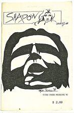 TITAN PRESS MAGAZINE #2— SHADOW;  TITAN PRESS, BROKEN ARROW, OK (1987)  POEMS