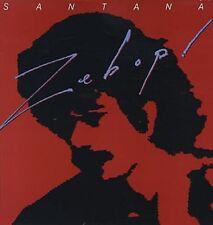 SANTANA Zebop! 1981 UK VINYL LP Excellent Condition