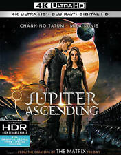 Jupiter Ascending (Bluray Disc Only)Please read