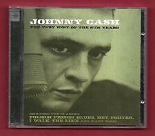 JOHNNY CASH - The Very Best Of The Sun Years (2001 30 trk CD album)