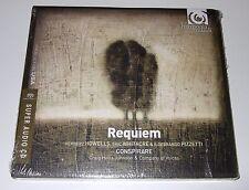 Howells, Whitacre, Pizzetti: Requiem (SACD, CD, 2009, HM) Conspirare - new