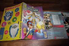 Digimon Digital Monsters # 33 -- con Digivice-tiragomas-suplemento + lego Power puntos