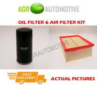 PETROL SERVICE KIT OIL AIR FILTER FOR AUDI A4 QUATTRO 1.8 163 BHP 2004-07