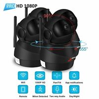 ANRAN 1080P HD Security Camera Home System Wireless Smart Baby Camera Audio CCTV