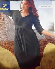 TCM Tchibo Damen Maxikleid Sommerkleid Abendkleid Lang Ärmellos Kleid Stretch