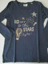 Scotch R'Belle Langarmshirt Gr. 14 / 164 Blau Stars