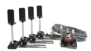 Train Tech SSP1 OO Gauge Automatic Sensor Signal Starter Pack