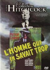 L'Homme qui en savait trop - Collection Hitchcock - DVD