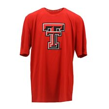 Texas Tech Red Raiders NCAA Kids Youth Size Dri Tek Athletic T-Shirt New Tags