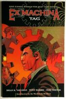 EX MACHINA Tag (2005) DC Wildstorm Comics TPB FINE 1st