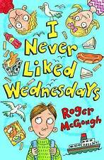 I Never Liked Wednesdays-ExLibrary