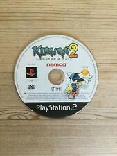 Klonoa 2 Lunatea's Veil for PS2 *Disc Only*