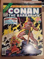 MARVEL TREASURY EDITION CONAN THE BARBARIAN  #23   1979