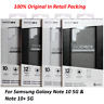 Tech21 Evo Check Smoke & Pure Clear Case For Samsung Galaxy Note 10+ & Note 10