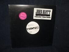 "John Hiatt ""Thank You Girl"" 12"" Single PROMO"