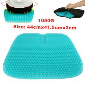 Large Orthopaedic Seat Cushion Breathable Egg Cushion Sitting Gel Flex Sitter UK