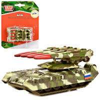 BUK Russian Missile System SA-11 Gadfly Die Cast Car Metal Vehicle model 75 mm