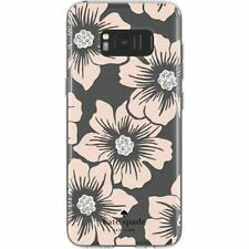 Kate Spade New York Flexible Hardshell Case for Samsung Galaxy S8+ Plus - Floral