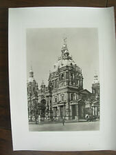 VINTAGE B&W PHOTOGRAPH BERLIN CATHEDRAL GERMANY 23cm x 17cm  REF7