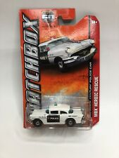 2013 matchbox '56 MBX Heroic Rescue Buick Century Police Car
