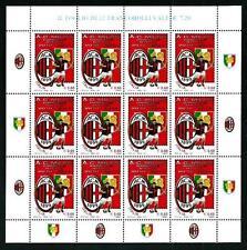 Italia Repubblica - Milan Campione 2011 - foglio / foglietto - perfetto