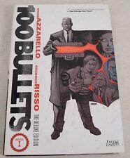 100 Bullets Deluxe Edition 1 HC Vertigo 2011 NM 1st Print 1 2 3 4 5 - 19