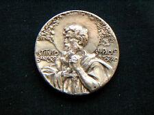 1985 medaglia argento Banca ISTITUTO BANCARIO SAN PAOLO TORINO Singapore Johnson