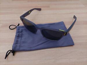 Nike SB Volano Sport Sonnenbrille - Matte Crystal Grey - NEU