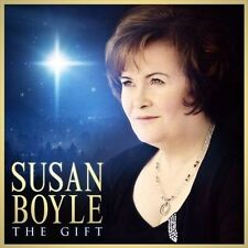 Susan Boyle - The  Gift (CD, Columbia) Perfect Day, Hallelujah, O Holy Night