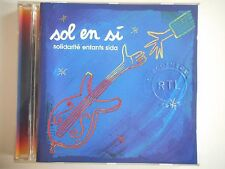 SOL EN SI avec ZAZIE charlElie SANSON cabrel...|| CD Album RTL Port 0€