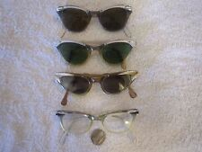 4 CAT EYES eyeglasses WOMEN vintage SEXY hollywood COLLEGE teens HALLOWEEN PARTY