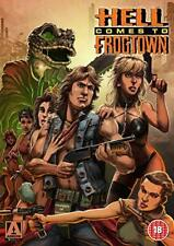HELL COMES TO FROGTOWN (ARROW) [R2 DVD) 5 - NEW & SEALED
