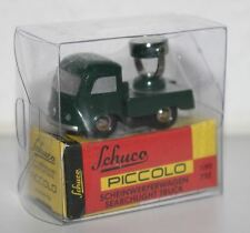 Schuco Piccolo Mercedes Benz LP911 Scheinwerferwagen, originalverp,, Art. 05161