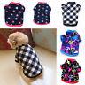 Small Pet Dog Winter Warm Fleece Vest Clothes Coat Puppy Shirt Sweater Apparel