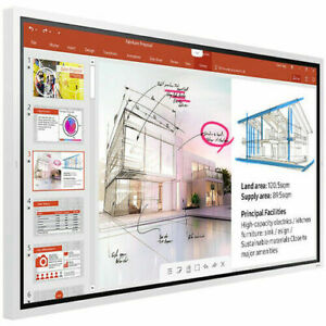"Samsung 65"" Flip WM65R AIO Digital Flipchart Collaborative Display"