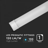 LED Grill Fitting / Batten 10W 30CM  1feet With SAMSUNG Chip 3000K 4000K 6400K