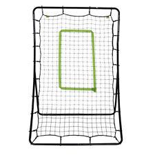 Softball Sports Throwing Baseball Rebound Rebounder Pitchback Net Return Trainer