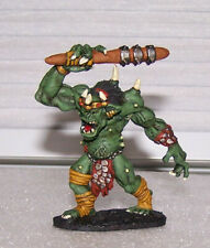 D&D Reaper Miniatures 02542: Bulgoth, Troll King Dark Heaven Legends PAINTED