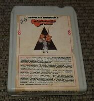 Clockwork Orange ~ Stanley Kubrick's 8-Track Stereo Cartridge AMPEX WAR M 82537
