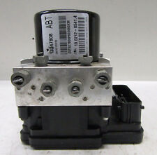Opel Astra J ABS Hydraulikblock ATE 13347808 100212-05414 ABT 10096145213