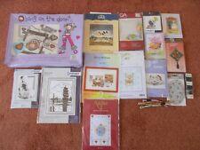 Cross stitch Kits & Other Craft Items etc