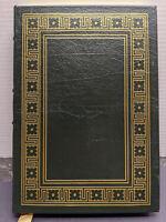 The Oresteia - Aeschylus - Easton Press 100 Greatest 1979 Leather Hardcover