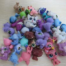 5X  Littlest Pet Shop Collection LPS Mini Baby Figure Loose Toys Animals