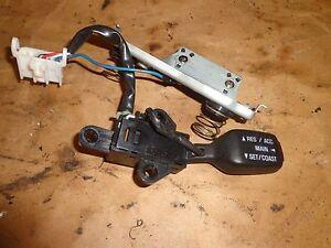 Toyota Supra MK3 1990 Cruise Switch OEM