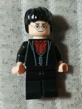 LEGO - Harry Potter, Black Long Coat & Vest, Dark Red Shirt and Tie - MINI FIG