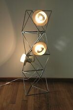 Harvey Guzzini, Poliedra floor light by Francesco Ragazzo, modular italian lamp