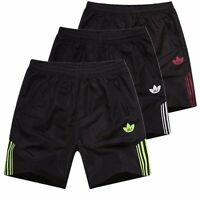 Outdoor Sport Shorts Unisex Tennis Beach Pants Running Shorts Striped Brand AU